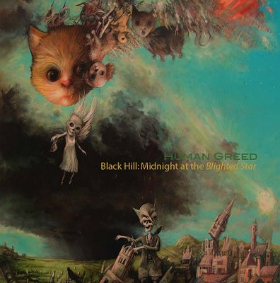 Black Hill: Midnight at the Blighted Star  Buy Black Hill Direct from Omnempathy Third Human Greed album, feat. Guest appearances from Julia Kent, Clodagh Simonds, Fabrizio Palumbo and David Tibet....