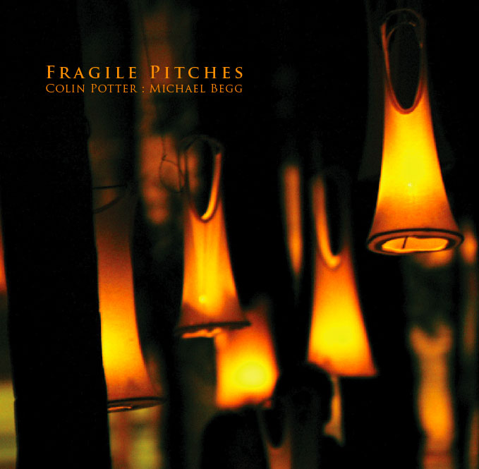 "The first review of the recent 2CD release, Fragile Pitches, by Colin Potter and Michael Begg has just appeared online at Musique Machine. ""Circular, tidal movements slowly change into intense,..."