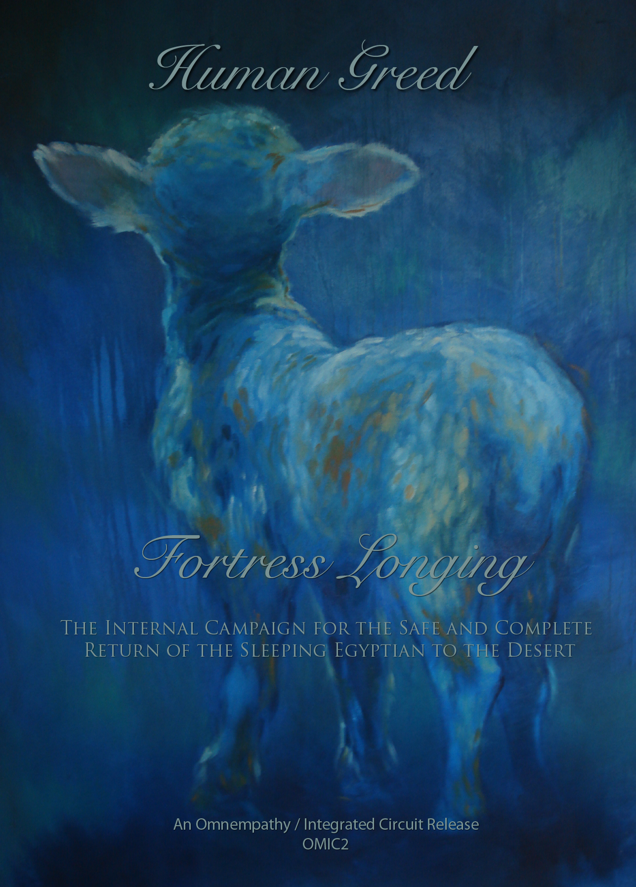 Buy Fortress Longing (Standard Edition) direct from Omnempathy's Store Sorry, Special Ltd Edition with Deshret bonus disk now SOLD OUT The eagerly anticipated fourth album from Human Greed – FORTRESS...
